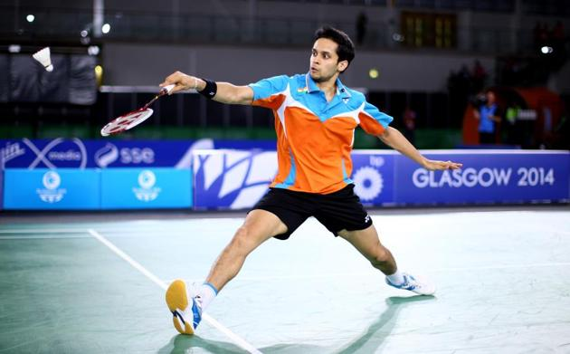 Parupalli Kashyap, who is making a comeback after a long break, defeated Chun-Wei Chen of Chinese Taipei 21-19, 21-8 in the second round of the Macau Open.(Getty Images)