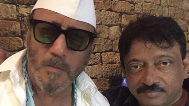 Ram Gopal Varma is currently busy shooting Sarkar 3 with Amitabh Bachchan, Yami Gautam, Jackie Shroff and others.(Twitter)