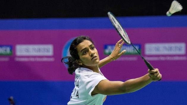 PVSindhu is in the middle of a hot streak, reaching the final of two back-to-back BWF events -- the China Open and the Hong Kong Open -- winning the title in China.(AFP)