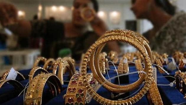 Dispelling rumours that jewellery would be covered under the amended law, the Central Board of Direct Taxes (CBDT) earlier in the day issued a statement saying the government has not introduced any new provision regarding chargeability of tax on jewellery.(Reuters file photo)