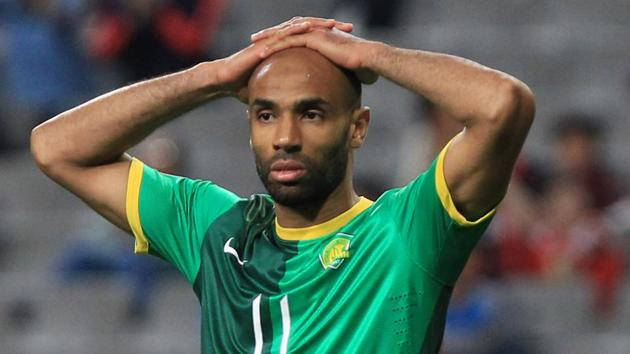 Frederic Kanoute striker spent seven seasons with La Liga outfit Sevilla between 2005 and 2012.(Getty Images)