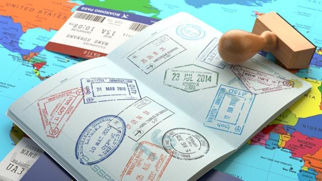 Around 3,500 e-tourist visas are issued every day and citizens of 150 countries are allowed to come in India through e-visa.(File photo for representation)