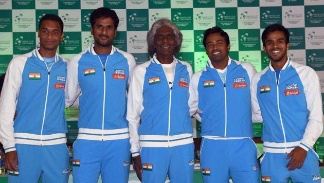 Anand Amritraj, who took over as non-playing Davis Cup captain in 2013 in place of SP Misra, is facing a lot of flak after reports of indiscipline in the team emerged with AITA going on record to say that there maybe a change in support staff.(PTI)