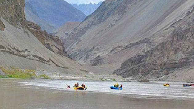 India had taken strong exception last month to the World Bank's decision to set up a Court of Arbitration and appoint a Neutral Expert to go into Pakistan's complaint against it over Kishenganga and Ratle hydroelectric projects in Jammu and Kashmir.