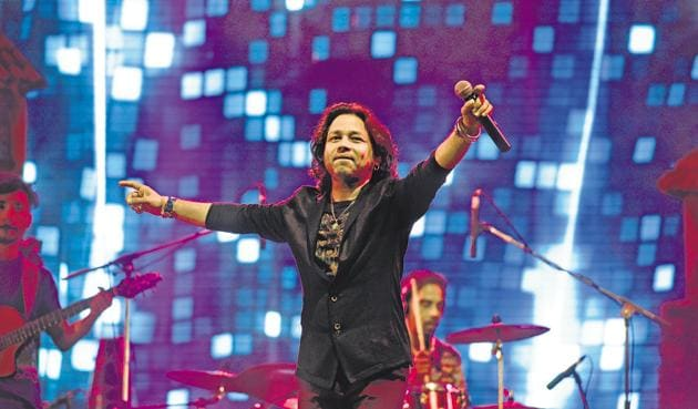 Singer Kailash Kher talks about his music, his career and says independent music allows for more freedom than Bollywood.(Arijit Sen/HT Photo)