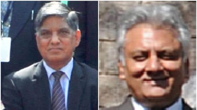 Anil Kumar Dhasmana (L), a 1981-batch IPS officer, will head the R&AW. Rajiv Jain (R), a 1980-batch Jharkhand cadre IPS officer, is the new IB chief.(Photo credit: Sardar Vallabhai Patel National Police Academy)