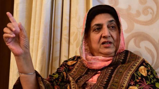 Born tough: Rajinder Kaur Bhattal, the iron lady of Punjab politics    Hindustan Times