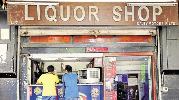 Gujarat's prohibition policy became tourist-friendly in the last few years of the Narendra Modi govt.(Raj K Raj/HT File Photo)