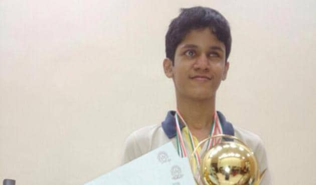 Participating in and winning at several events, including the World Robotics Olympiad, TCS ITWiz, Global IT Challenge for Youth with Disabilities and Indian International Model United Nations Championship Conference, Bhavya Shah feels his visual disability is irrelevant to his capabilities and competency.(Handout)