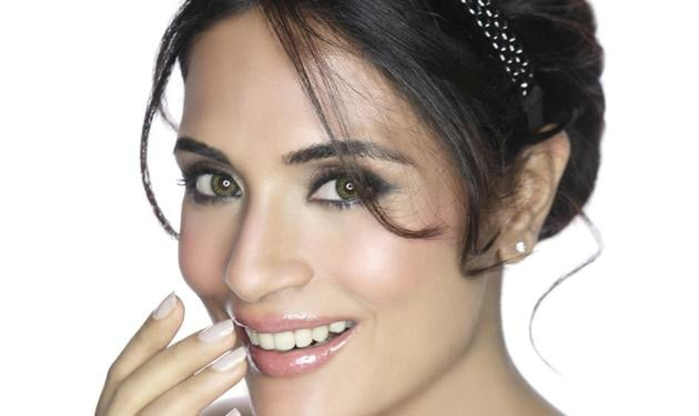 Actor Richa Chadha was recently shooting in Delhi for her upcoming film.