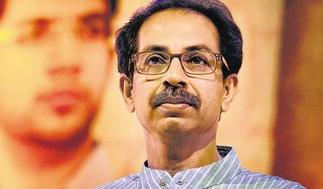 Ever since the Narendra Modi government introduced demonetisation, ally Shiv Sena has continuously criticised it,(HT)