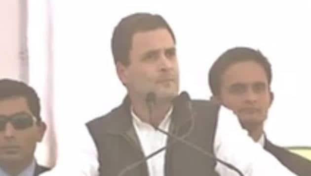 Congress vice-president Rahul Gandhi(ANI)