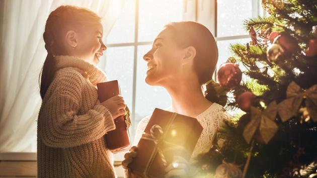 Experiential gifts are more effective than material gifts at improving relationships from the recipient's perspective, say researchers.(Shutterstock)