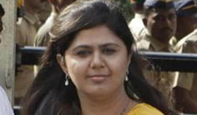 Pankaja Munde said she had always maintained no irregularities were committed and the allegations were meant to defame her.(HT)
