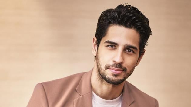Sidharth says after achieving success the struggle is to keep reinventing yourself with your work.(HT Photo)