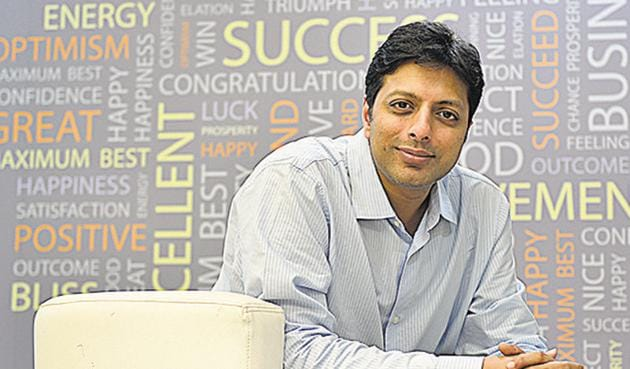 Amazon is only focused on improving customer experience says Amit Agarwal, head of Amazon India.(Hemant Mishra/ Mint)