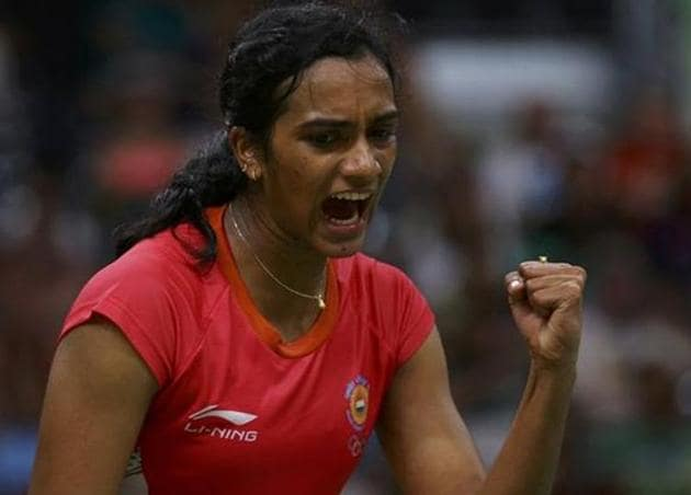 PV Sindhu won the Rio Olympic silver medal, along with a maiden Super Series title in China.(REUTERS)