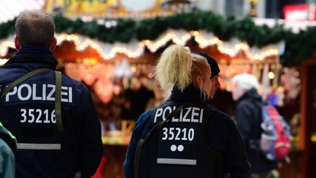 Police say that a suspect's 24/7 phone and personal surveillance requires a rotating team of up to two dozen officers. German security services say they are keeping an eye on some 540 radical Islamists they consider potentially dangerous.(AFP)