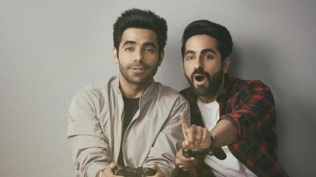 Aparshakti is a radio jockey-turned-actor who also plays an important role in Aamir Khan's latest release, Dangal.(Subi Samuel)