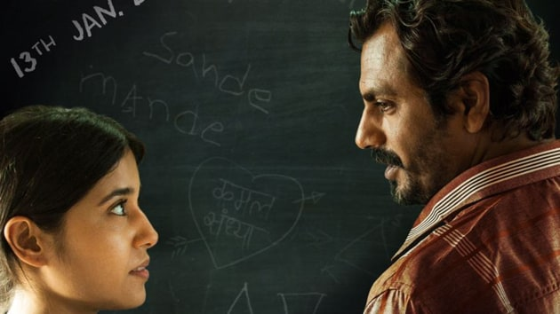 Nawazuddin Siddiqui plays a teacher in love with his student in Haraamkhor.