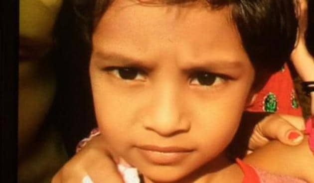 Manavi fell from the window of a gallery at New Hind Mill MHADA colony around 1pm on Monday.(HT File Photo)