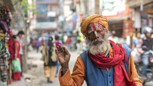 New rules will enable sadhus and sanyasis to get passports without providing the names of their biological parents.(Shutterstock/Representative image)