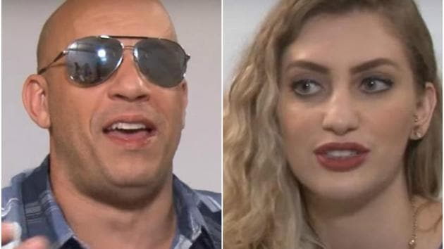 Vin Diesel was recently being interviewed by a Brazilian reporter Carol Moreira for his upcoming film, xXx: The Return of Xander Cage and things got awkward soon.(YouTube)