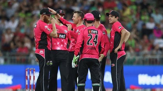 Sydney Sixers will face Hobart Hurricanes in their second game of 2016 Big Bash League.(Getty Images)