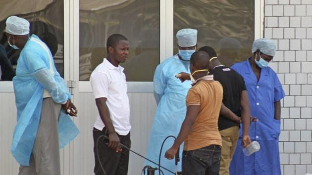 Ebola has reportedly killed 11,315 people since the first death was reported in March, 2014 in six countries — Liberia, Guinea, Sierra Leone, Nigeria, the US and Mali.(Ap file photo)