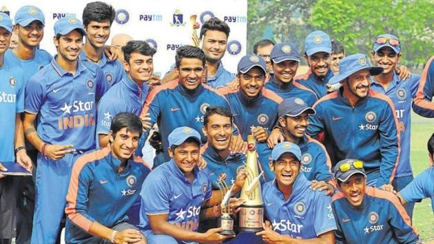 India clinched the Under-19 Asia Cup for the second time as they defeated Sri Lanka by 34 runs in the final in Colombo.