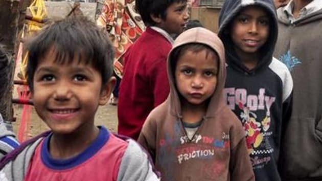 Among 282 deaths, 151 were females and rest males, which shows that female children are more prone to these preventable diseases(HT Representative Image)