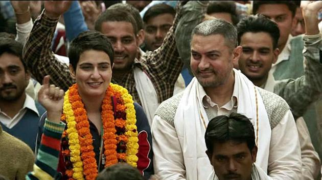Dangal opened to packed halls across India on Friday.