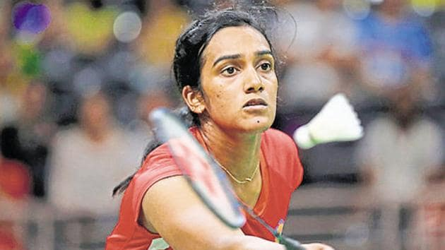 PV Sindhu won the silver medal at the Rio 2016 Olympic Games.(REUTERS)