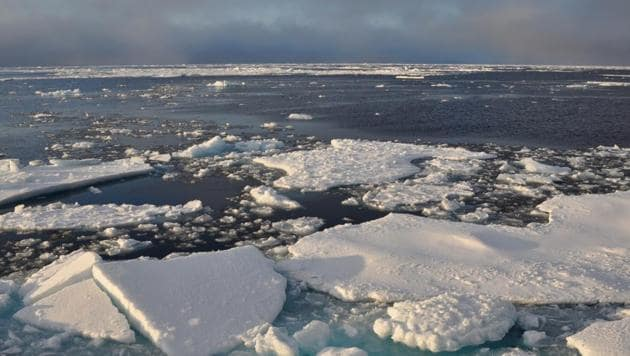 Temperatures at the North Pole could be up to 20 degrees higher than average this Christmas Eve, in what scientists say is a record-breaking heatwave(Reuters File Photo)