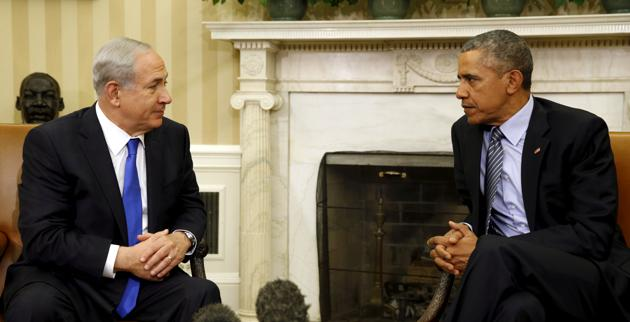 US President Barack Obama's administration has shared a fractious relationship with Israeli Prime Minister Benjamin Netanyahu.(Reuters)