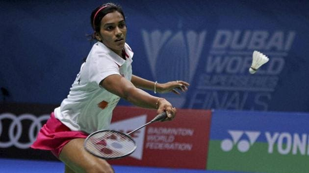 PV Sindhu, who won a historic silver medal at the Rio Olympics 2016 badminton event, had a great year when senior player and former world No. 1 Saina Nehwal's journey was hit by injuries(AP)