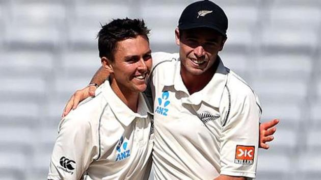 Trent Boult and Tim Southee's workload will be monitored in the Bangladesh series ahead of a tough international home summer.(AFP)