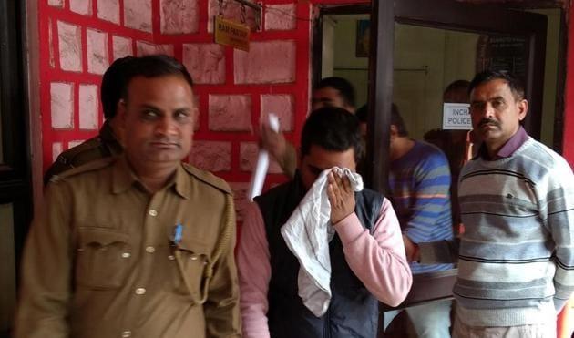 Prime suspect Shubham Gupta was arrested from Saket on Friday night.