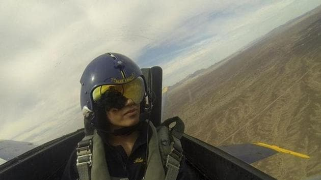Capt. Rahmani, who graduated from flight school in 2012 and qualified to fly C-208 military cargo aircraft, had been in the United States on a training course(Photo courtesy: Twitter)
