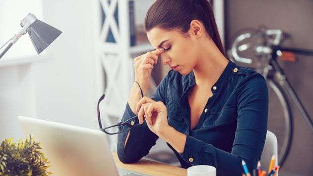 Stress in office helps you concentrate, keeps you alert, improves your efficiency and even hikes up your productivity, say researchers.(Shutterstock)