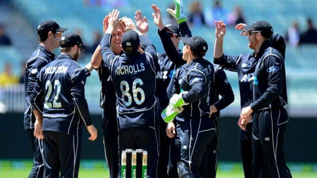 New Zealand set aside Christmas festivities to pack in a final training session on Sunday before their Boxing Day series opener against Bangladesh.(AFP)
