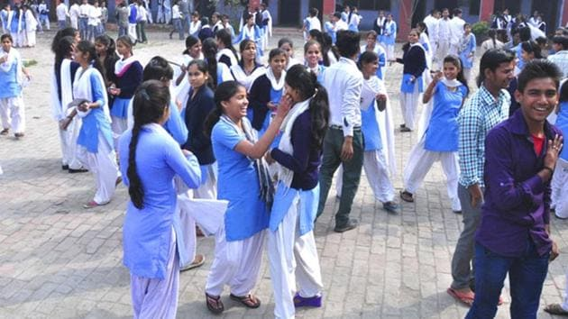 Students will be given marks for sports and practicals in laboratories.(HT File Photo)