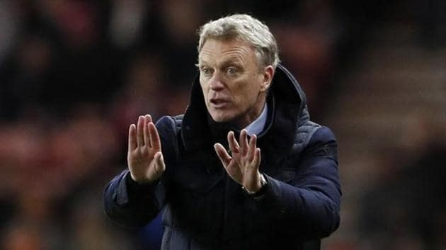 David Moyes will face his old team as Sunderland take on Manchester United on Boxing Day.(REUTERS)
