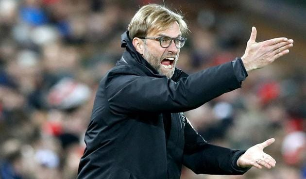 Liverpool will be looking to topple Premier League leaders Chelsea in the coming days.(AP)