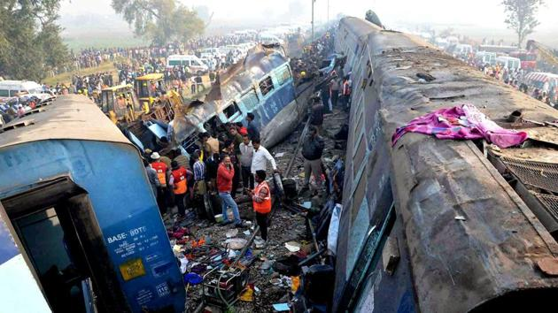 Railways directive comes on the heels of the Indore-Patna Express train derailment, in which 140 people were killed.(PTI File Photo)