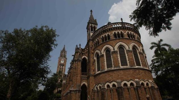 The Rajabai Tower(Photo: Anshuman Poyrekar/Hindustan Times)