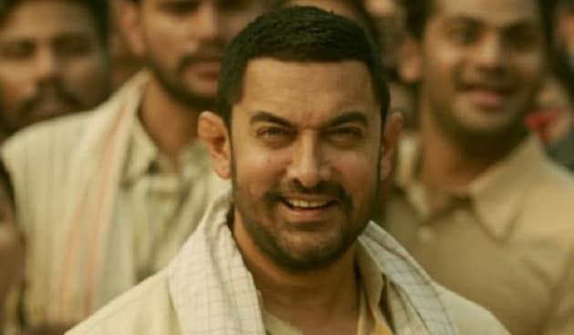 Aamir Khan plays a wrestler in Dangal.