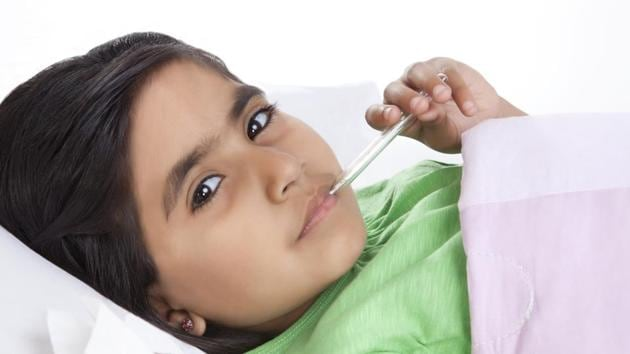 When testing the risk of a recurrent infection, experts found that it was higher when children were exposed to three or more children for 10 or more hours per week.(Shutterstock)