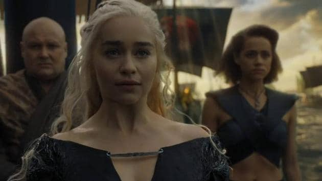 For the fifth year in a row, Game of Thrones has become the most pirated show of the year.