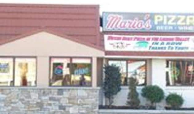 After hearing of Katrick's plans to donate the pizza to the Northampton Food Bank, the owners of Mario's Pizza decided to double down and offer the prize to both him and the food bank.(Facebook/@mariopizzanorthampton)
